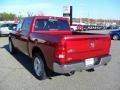 2011 Deep Cherry Red Crystal Pearl Dodge Ram 1500 Big Horn Crew Cab  photo #2