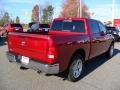 2011 Deep Cherry Red Crystal Pearl Dodge Ram 1500 Big Horn Crew Cab  photo #4