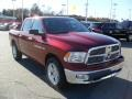 2011 Deep Cherry Red Crystal Pearl Dodge Ram 1500 Big Horn Crew Cab  photo #5