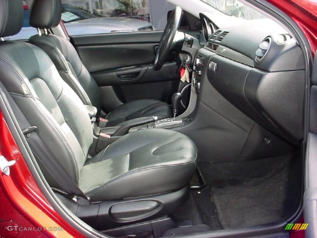 2006 mazda mazda3 s grand touring hatchback interior photo 40565070. Black Bedroom Furniture Sets. Home Design Ideas