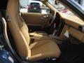 2011 911 Carrera Cabriolet Sand Beige Interior