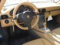2011 911 Sand Beige Interior