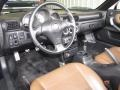 Tan 2001 Toyota MR2 Spyder Roadster Dashboard