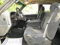 2002 Light Pewter Metallic Chevrolet Silverado 1500 LS Extended Cab  photo #39