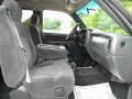2002 Light Pewter Metallic Chevrolet Silverado 1500 LS Extended Cab  photo #45