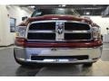 2011 Deep Cherry Red Crystal Pearl Dodge Ram 1500 SLT Quad Cab  photo #3