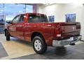 2011 Deep Cherry Red Crystal Pearl Dodge Ram 1500 SLT Quad Cab  photo #8