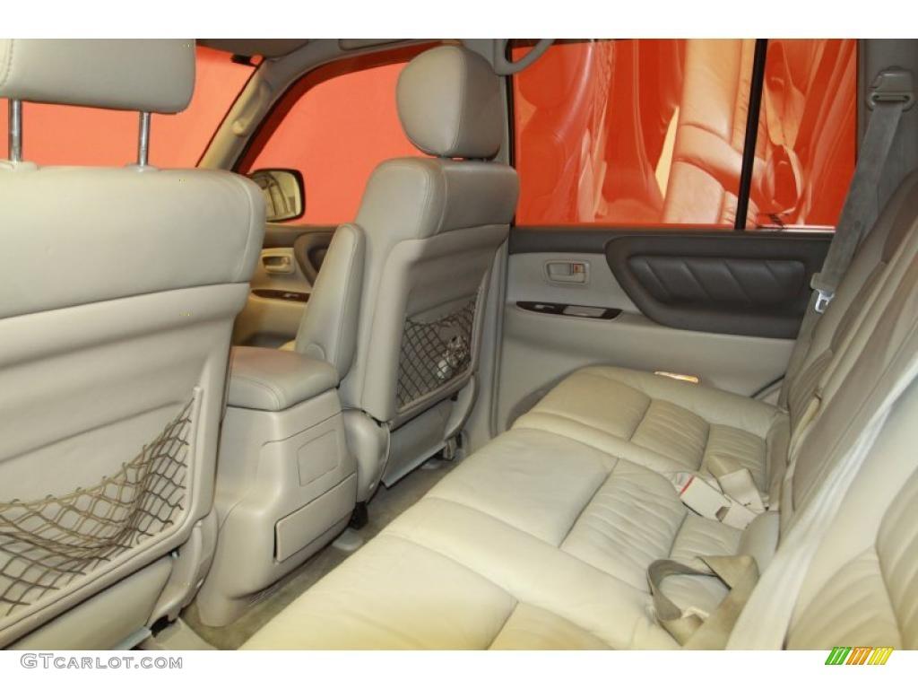 Niederlande Infos Pictures Of Toyota Land Cruiser 2000 Interior