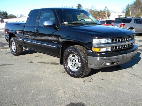 2000 chevrolet silverado 1500 z71 extended cab 4x4 data info and specs. Black Bedroom Furniture Sets. Home Design Ideas