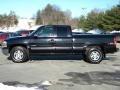 2000 Onyx Black Chevrolet Silverado 1500 Z71 Extended Cab 4x4  photo #11