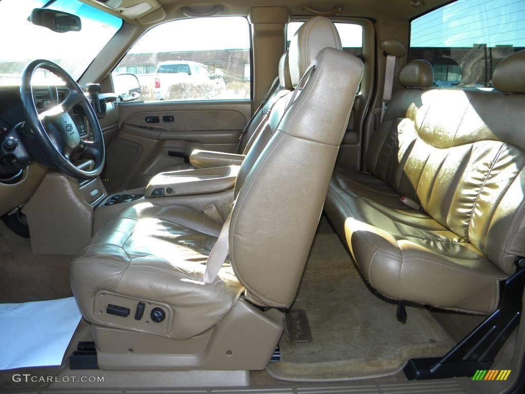 2000 onyx black chevrolet silverado 1500 z71 extended cab - 2000 chevy silverado 1500 interior ...