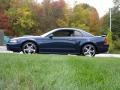 2003 True Blue Metallic Ford Mustang GT Coupe  photo #7