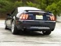 2003 True Blue Metallic Ford Mustang GT Coupe  photo #14