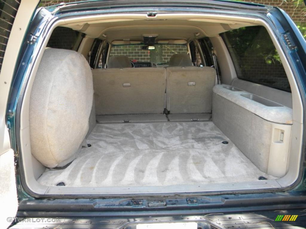 1996 GMC Suburban C1500 SLT Trunk Photo #40580197 ...