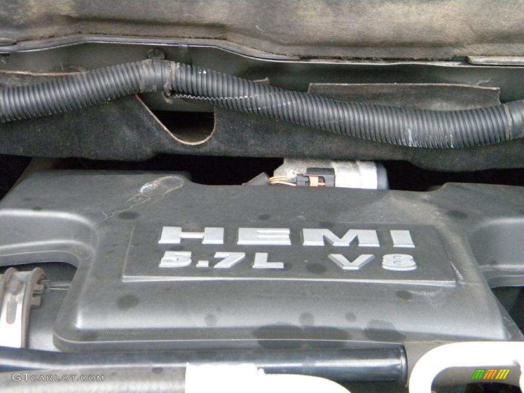 2007 Dodge Ram 2500 Slt Quad Cab 4x4 5 7 Liter Hemi Ohv 16