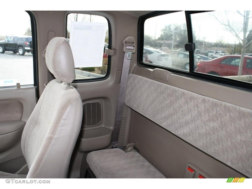 2001 Toyota Tacoma V6 Trd Xtracab 4x4 Interior Photo