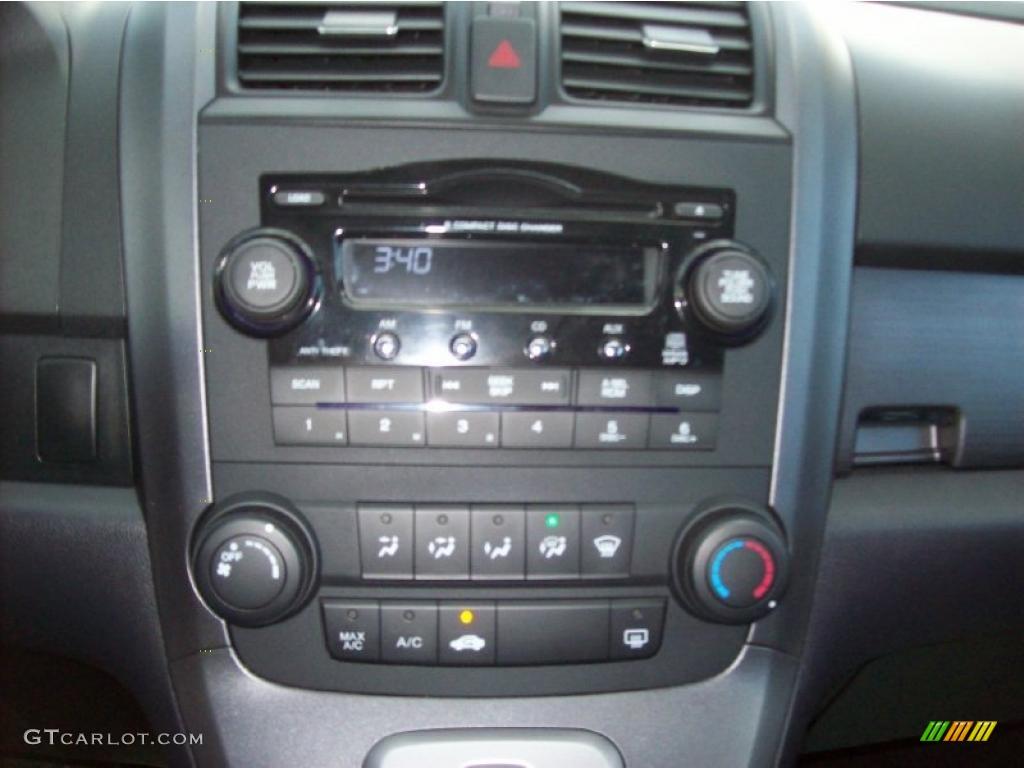 2008 CR-V EX 4WD - Royal Blue Pearl / Gray photo #15