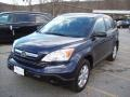 2008 Royal Blue Pearl Honda CR-V EX 4WD  photo #21