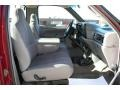 Gray 1996 Dodge Ram 2500 Interiors