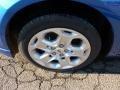 2011 Blue Flame Metallic Ford Fusion SE V6  photo #9