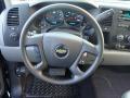 2011 Black Chevrolet Silverado 1500 LS Extended Cab  photo #9