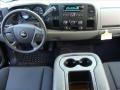 2011 Black Chevrolet Silverado 1500 LS Extended Cab  photo #10