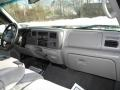 1999 Ford F250 Super Duty Medium Graphite Interior Dashboard Photo