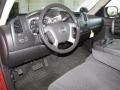 Ebony Prime Interior Photo for 2008 Chevrolet Silverado 1500 #40601841