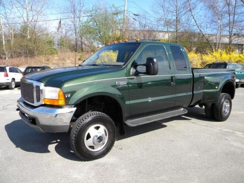 1999 Ford F350 Super Duty XLT SuperCab 4x4 Data, Info and Specs