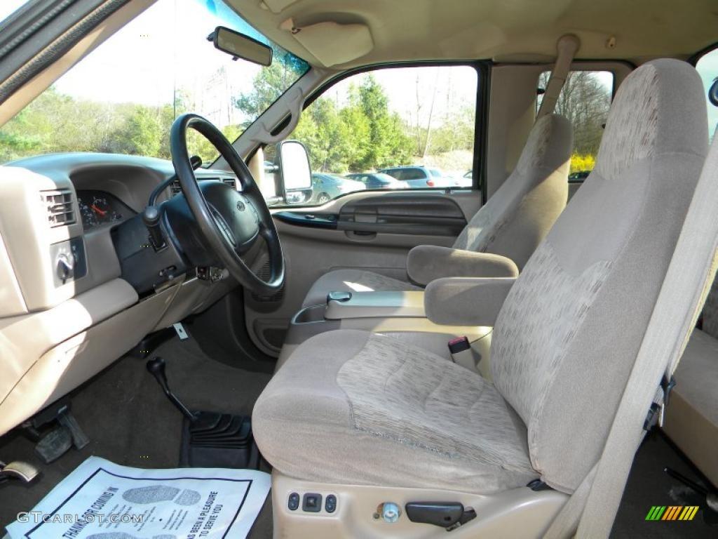 1999 Ford F350 Super Duty Xlt Supercab 4x4 Interior Photo 40603185