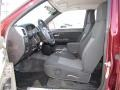 Ebony Interior Photo for 2010 GMC Canyon #40604613