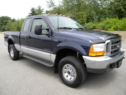 2001 ford f250 super duty xlt supercab 4x4 data info and specs. Black Bedroom Furniture Sets. Home Design Ideas