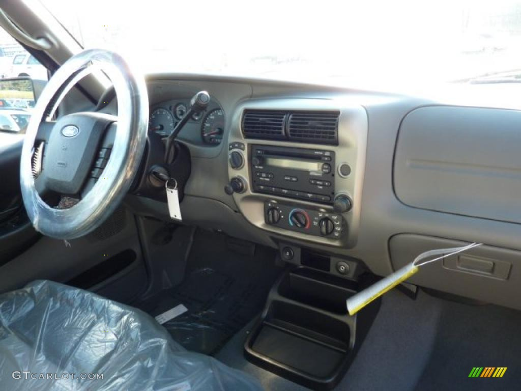 2003 Ford Ranger 4x4 >> 2011 Ford Ranger XLT SuperCab 4x4 Medium Dark Flint Dashboard Photo #40606101 | GTCarLot.com