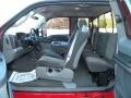 Medium Flint Grey Prime Interior Photo for 2003 Ford F250 Super Duty #40607685