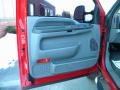 Medium Flint Grey Door Panel Photo for 2003 Ford F250 Super Duty #40608301