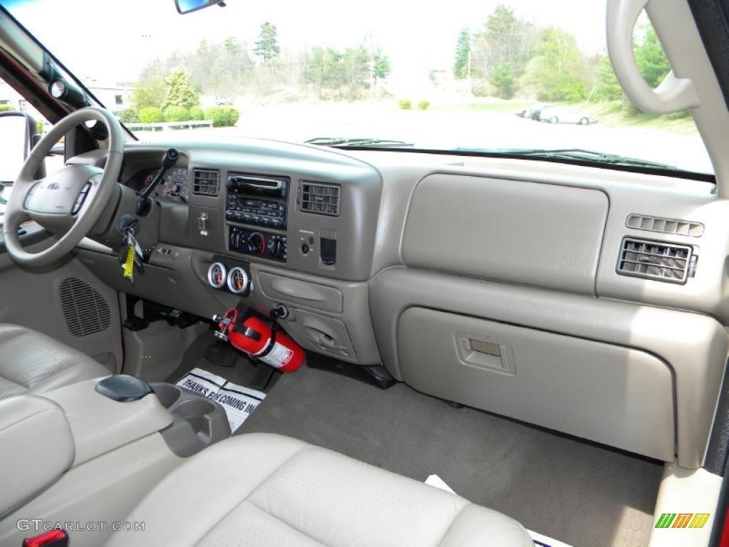 2001 ford f250 super duty lariat supercab 4x4 interior photo 40612013