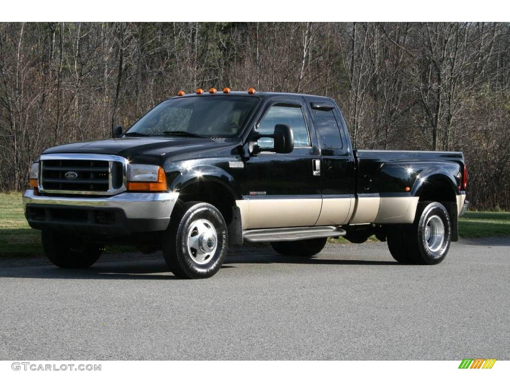 2000 Ford F350 Extended Cab