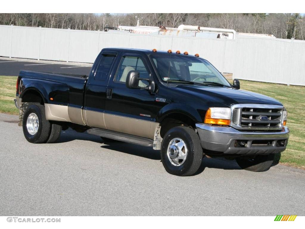 2000 ford f350 extended cab dually