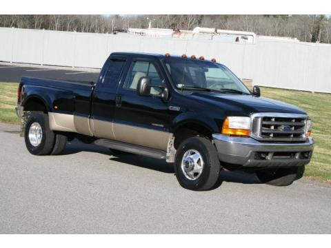 2000 f250 extended cab long bed wheelbase
