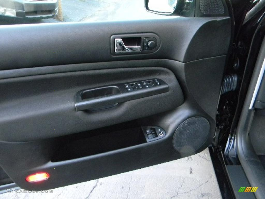 2003 volkswagen jetta wolfsburg edition 1 8t sedan door panel photos. Black Bedroom Furniture Sets. Home Design Ideas
