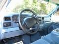 1999 Ford F350 Super Duty Blue Interior Interior Photo