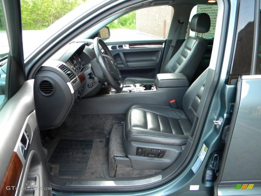 2004 Volkswagen Touareg V10 Tdi Interior Photo 40627602