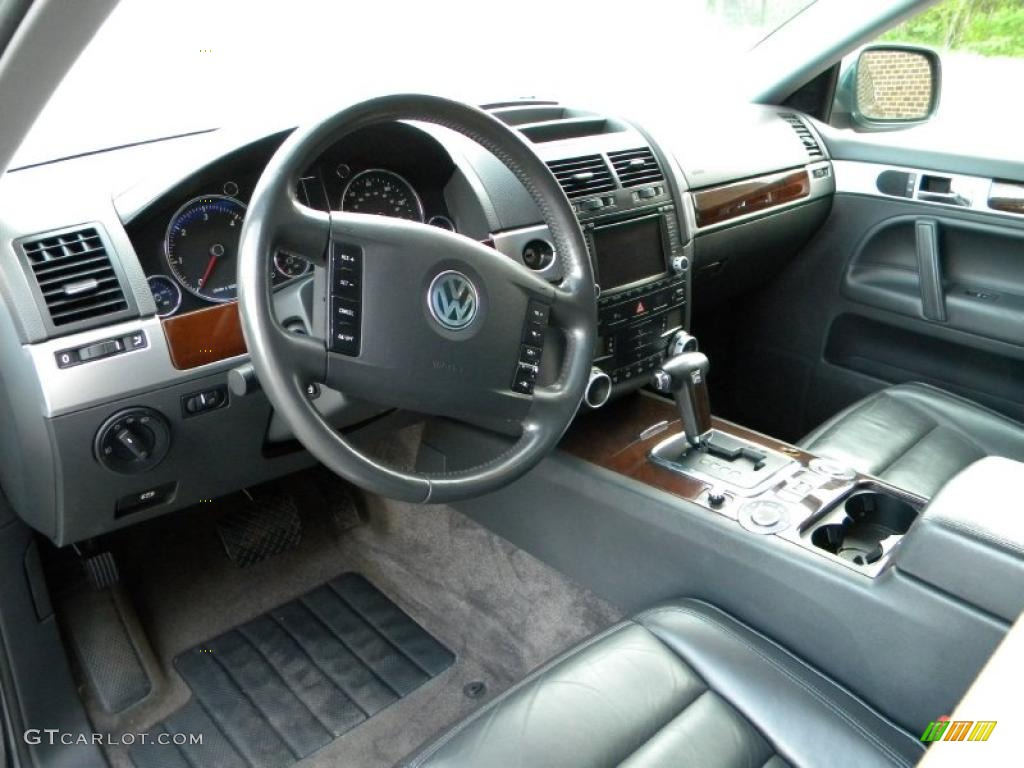 2004 Volkswagen Touareg V10 TDI interior Photo #40627706 ...