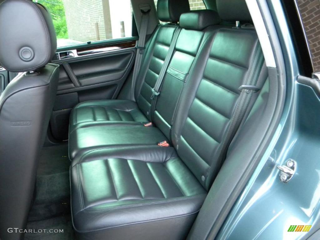 2004 Volkswagen Touareg V10 Tdi Interior Photo 40627786