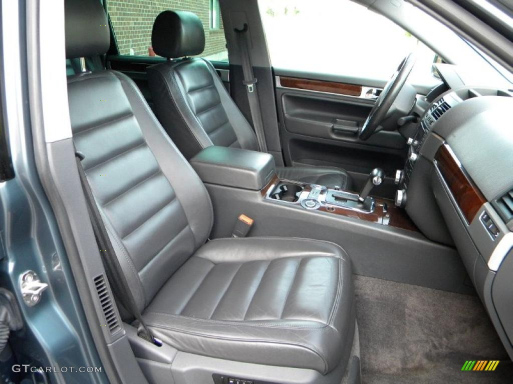 2004 volkswagen touareg v10 tdi interior photo 40628106. Black Bedroom Furniture Sets. Home Design Ideas