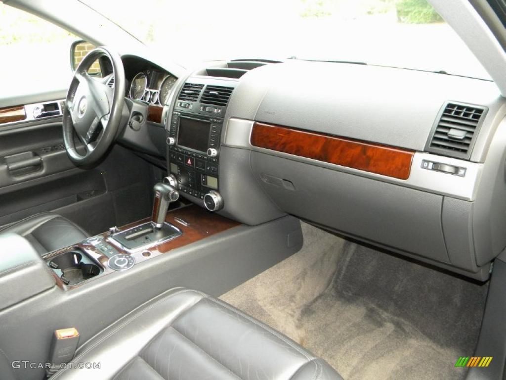 2004 Volkswagen Touareg V10 Tdi Interior Photo 40628170