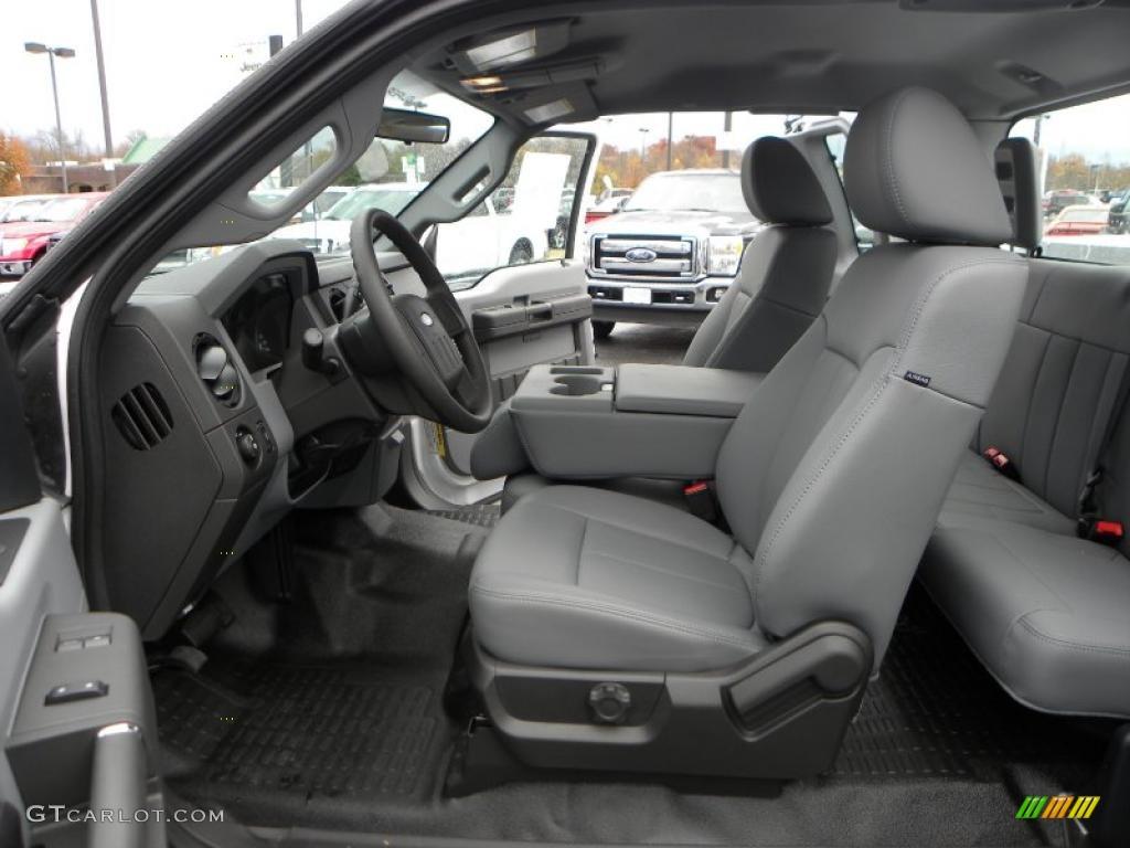 2011 Ford F250 Interior Colors