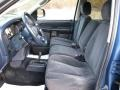 Navy Blue Interior Photo for 2002 Dodge Ram 1500 #40635454
