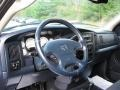 Navy Blue Interior Photo for 2002 Dodge Ram 1500 #40635470