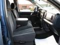 2002 Atlantic Blue Pearl Dodge Ram 1500 Sport Quad Cab 4x4  photo #37